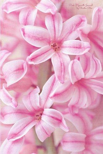 Pink Hyacinth Journal: (Blank Book, Notebook, Diary): Blue, Christea