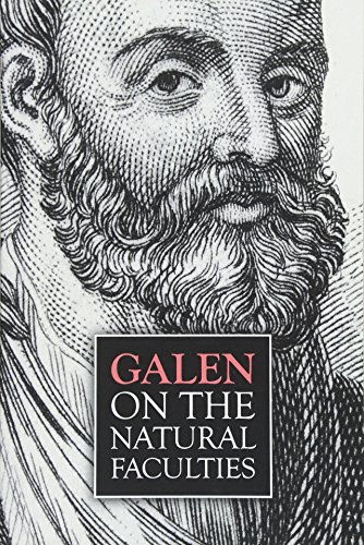 Galen, On the Natural Faculties: Galenus, Claudius