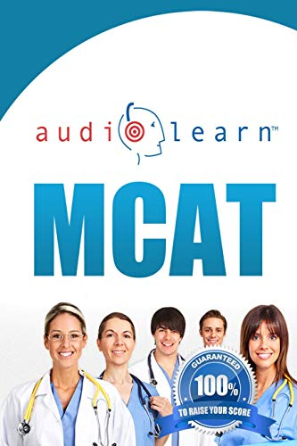 9781533449313: MCAT AudioLearn - Complete Audio Review for the MCAT (Medical College Admission Test)