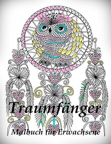 9781533453648: Traumfänger - Malbuch für Erwachsene: Volume 1