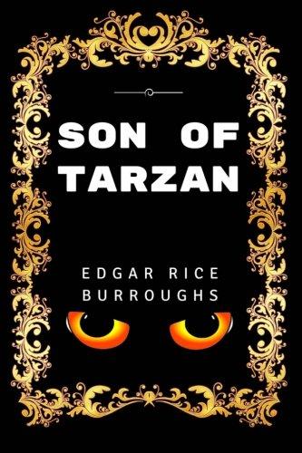 9781533455437: Son Of Tarzan: By Edgar Rice Burroughs - Illustrated