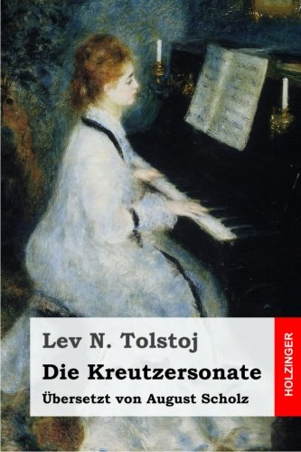 9781533456717: Die Kreutzersonate (German Edition)