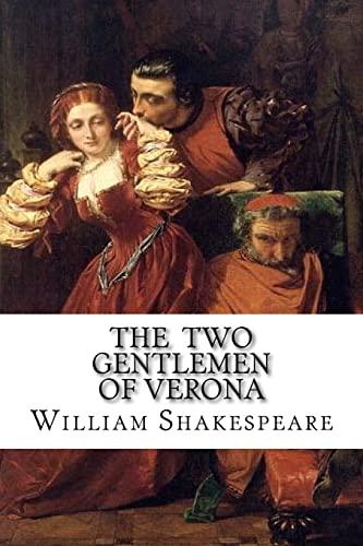 9781533458261: The Two Gentlemen of Verona