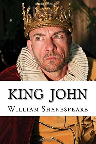 9781533460721: King John