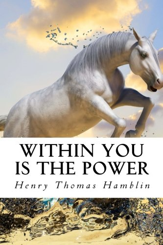 9781533463685: Within You is the Power