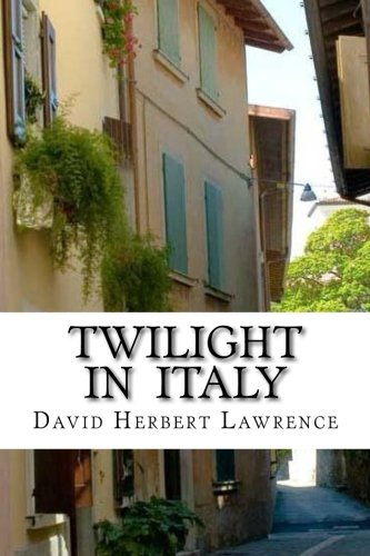 9781533476371: Twilight in Italy