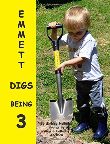 9781533489791: Emmett Digs Being 3