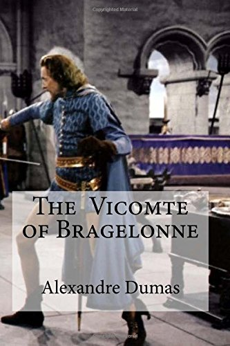 9781533489890: The Vicomte of Bragelonne