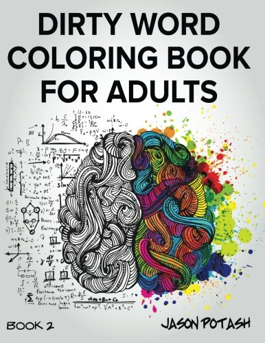 9781533492630: Dirty Word Coloring Book For Adults - Vol  2