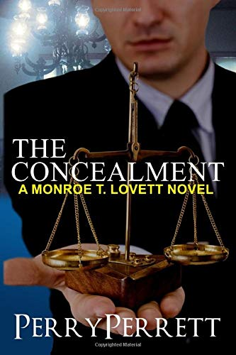 9781533509406: The Concealment (Monroe T. Lovett)