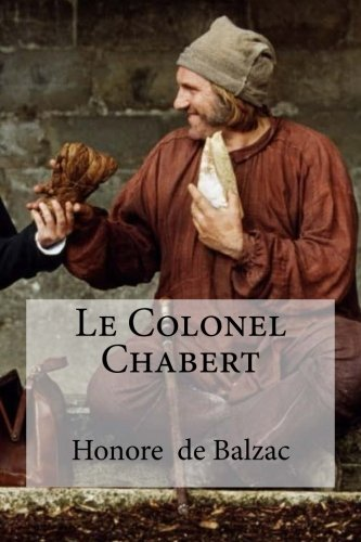 9781533534859: Le Colonel Chabert (French Edition)