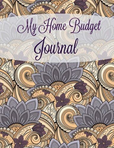 9781533543547: My Home Budget Journal (Extra Large Bill Planning Journal) (Volume 49)