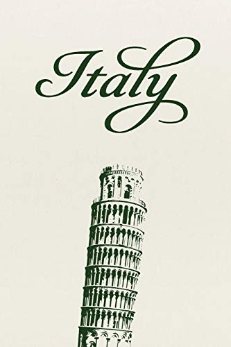 9781533557315: Italy Journal