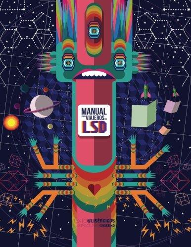 9781533560674: Manual para viajeros en LSD