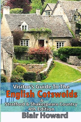 9781533573728: Visitor's Guide to the English Cotswolds: Including Stratford upon Avon & Shakespeare Country
