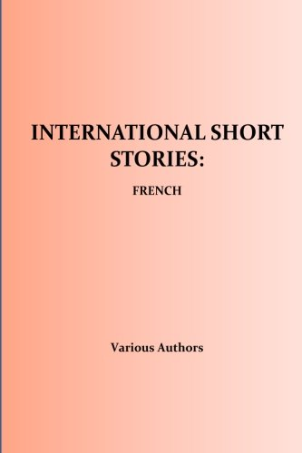 9781533578242: International Short Stories: French