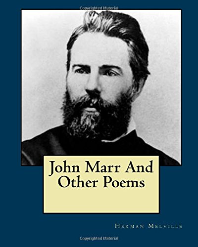 9781533585264: John Marr And Other Poems