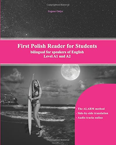 9781533588050: First Polish Reader for Students: bilingual for speakers of English Level A1 and A2: Volume 10 (Graded Polish Readers)