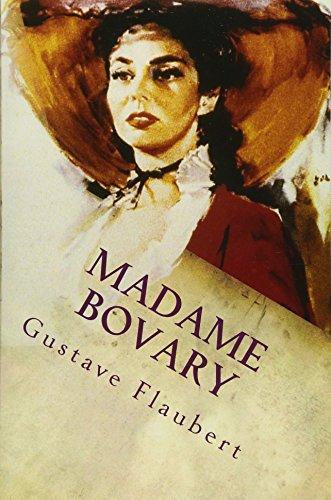 9781533588678: Madame Bovary