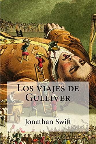 9781533589262: Los viajes de Gulliver