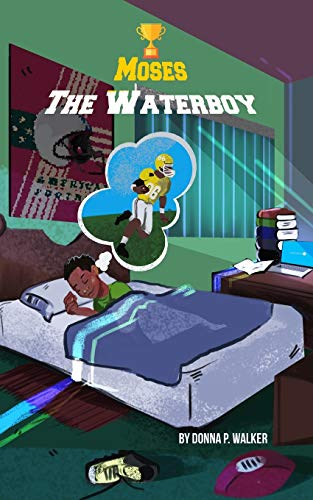 Moses, the Waterboy (Paperback)