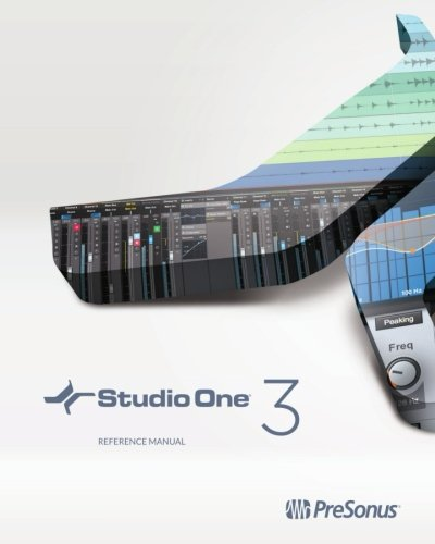 9781533604514: Studio One 3 - Reference Manual