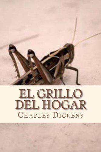 9781533605979: El grillo del hogar (Spanish Edition)