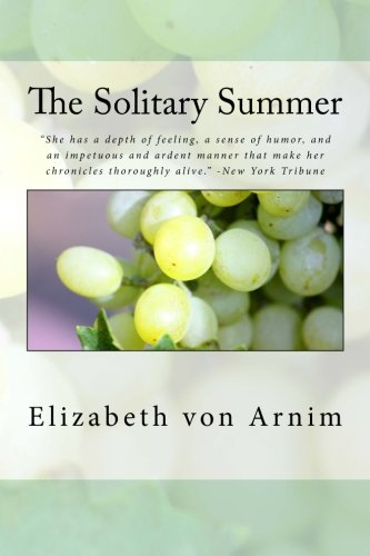 9781533624338: The Solitary Summer