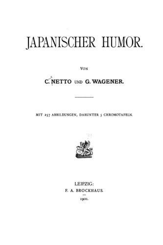 Japanischer Humor: Netto, C.