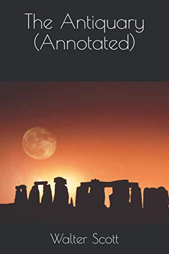 9781533639189: The Antiquary (Annotated)