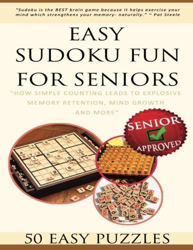 9781533652799: Easy Sudoku Fun For Seniors