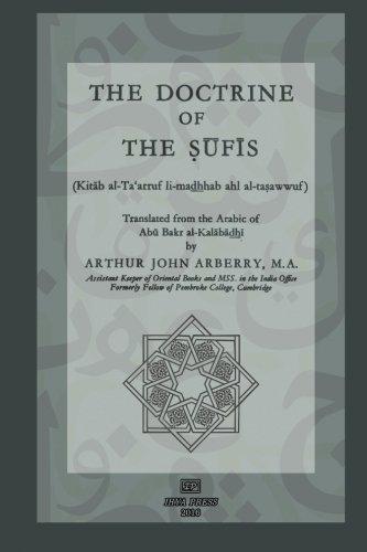 9781533684981: The Doctrine of The Sufis: Kitab al-Ta'arruf li-Madhhab Ahl al-Tasawwuf