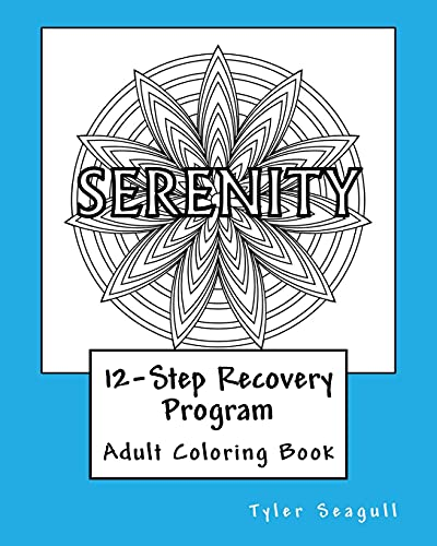 9781533688590: 12-Step Recovery Program Adult Coloring Book