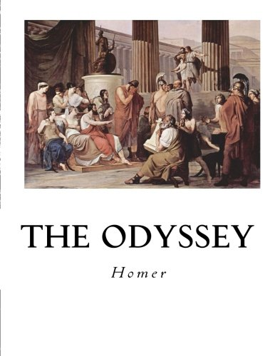 9781533689016: The Odyssey (Homers Odyssey with notes)