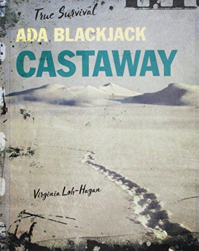 9781534107748: ADA BLACKJACK: Castaway (True Survival)