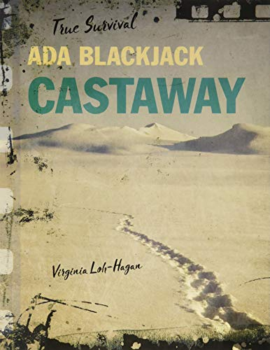 9781534108738: ADA BLACKJACK: Castaway (True Survival)