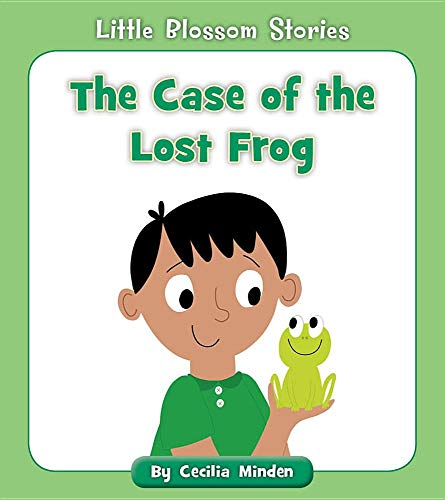 9781534139107: The Case of the Lost Frog (Little Blossom Stories)