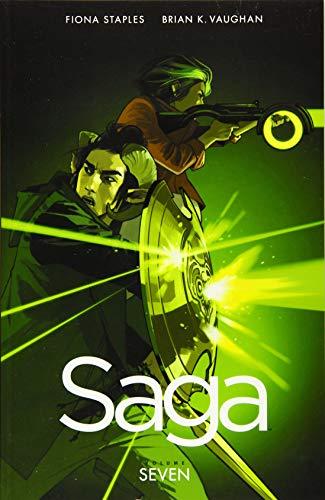 9781534300606: Saga Volume 7