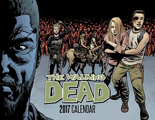 9781534300668: The Walking Dead 2017 Calendar