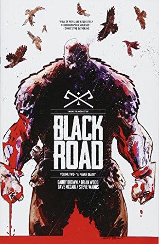 9781534302266: Black Road Volume 2: A Pagan Death