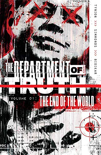 9781534318335: Department of Truth, Vol 1: The End Of The World (The Department of Truth)