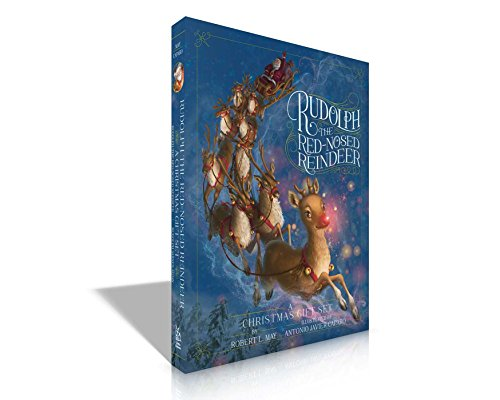 9781534400283: Rudolph the Red-Nosed Reindeer A Christmas Gift Set: Rudolph the Red-Nosed Reindeer; Rudolph Shines Again