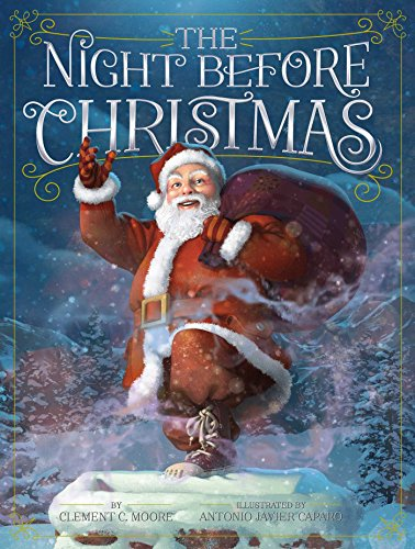 9781534400856: The Night Before Christmas