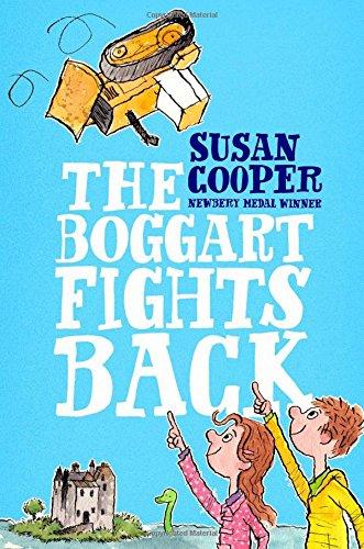 The Boggart Fights Back: Cooper, Susan
