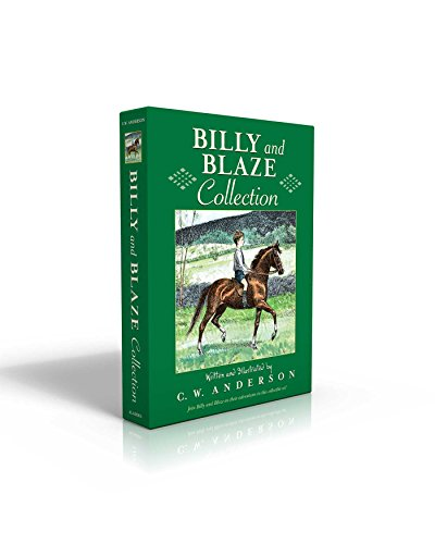 9781534413719: Billy and Blaze Collection: Billy and Blaze; Blaze and the Forest Fire; Blaze Finds the Trail; Blaze and Thunderbolt; Blaze and the Mountain Lion. Shows the Way; Blaze Finds Forgotten Roads