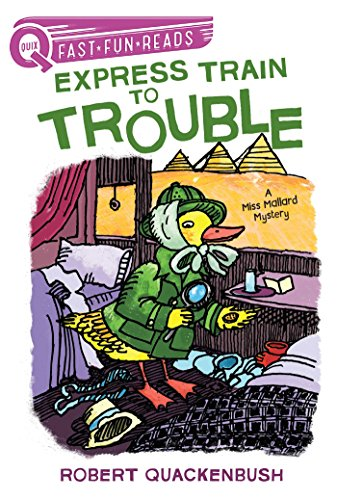 9781534414020: Express Train to Trouble: A Miss Mallard Mystery