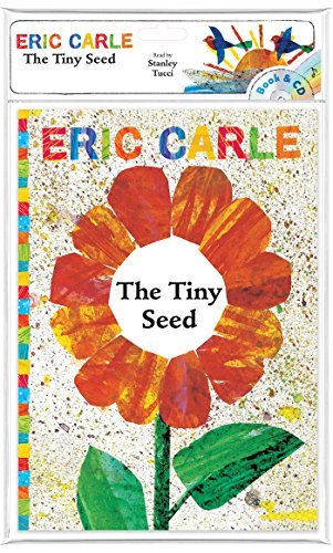 9781534414266: The Tiny Seed: Book & CD (The World of Eric Carle)
