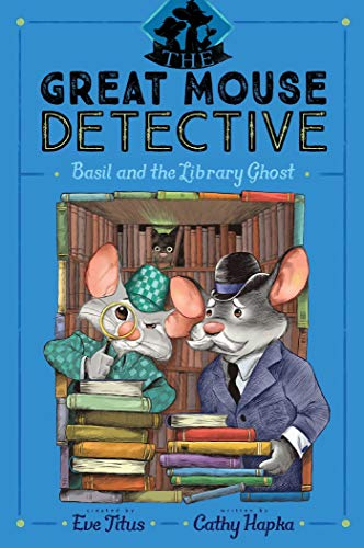 9781534418660: Basil and the Library Ghost: Volume 8