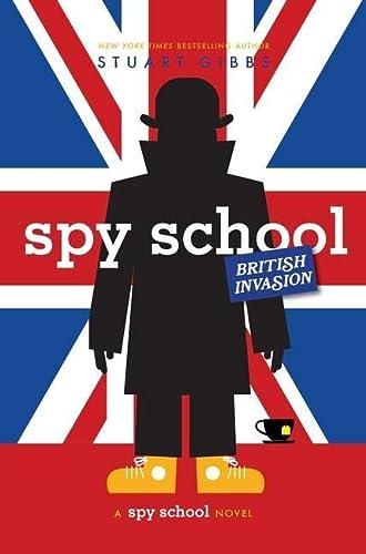 9781534424708: Spy School British Invasion