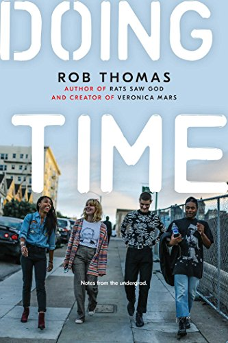 9781534430099: Doing Time: Notes from the Undergrad
